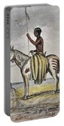 Cheyenne Warrior, 1845 Portable Battery Charger