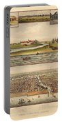 Chicago 1779-1857 Portable Battery Charger