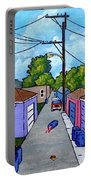 Chicago Alley Portable Battery Charger