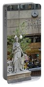 Chicago Board Of Trade Signage Portable Battery Charger