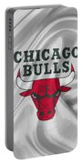 Chicago Bulls Portable Battery Charger