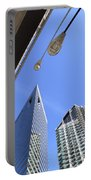 Chicago Cityscape Portable Battery Charger
