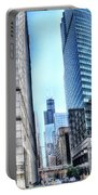 Chicago Concrete Canyons Portable Battery Charger