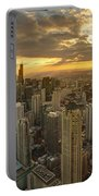 Chicago Evenings 2 Portable Battery Charger