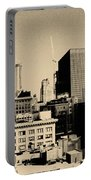 Chicago Loop Skyline Portable Battery Charger