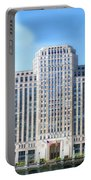 Chicago Merchandise Mart South Facade Portable Battery Charger