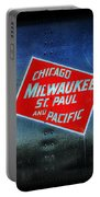 Chicago Milwaukee St. Paul And Pacific Portable Battery Charger