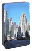 Chicago Miracle Mile Portable Battery Charger