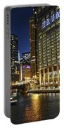 Chicago Night Lights Portable Battery Charger