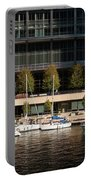 Chicago River Boats Portable Battery Charger