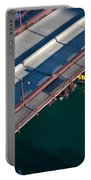 Chicago River Crossing Portable Battery Charger