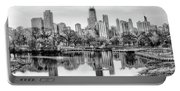 Chicago Skyline - Lincoln Park Portable Battery Charger