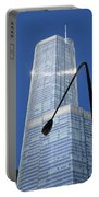 Chicago Skyscraper Portable Battery Charger