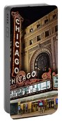 Chicago Theatre Portable Battery Charger