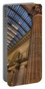 Chicago Union Station Column Portable Battery Charger