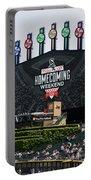 Chicago White Sox Home Coming Weekend Scoreboard Portable Battery Charger