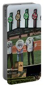 Chicago White Sox Scoreboard Thank You 12 22 44 3 Portable Battery Charger