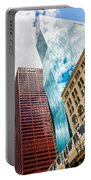 Chicago's South Wabash Avenue  Portable Battery Charger