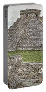 Chichen Itza Draw-like Portable Battery Charger