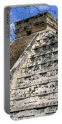 Chichen Itza Up Close Portable Battery Charger
