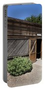 Chicken Coop At Ardenwood Historic Farm Portable Battery Charger
