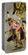 Pow Wow Chicken Dancers 3 Portable Battery Charger