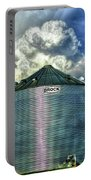 Chicken Feed Other Worldly Sky Art Portable Battery Charger