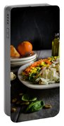 Chicken Salad With An Orange Twist Portable Battery Charger