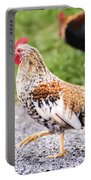 Chickens In Bird In Hand Portable Battery Charger