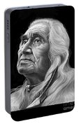 Chief Dan George Portable Battery Charger