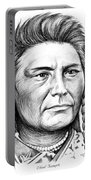 Chief Joseph Portable Battery Charger