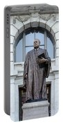 Chief Justice Edward Douglas White Statue- Nola Portable Battery Charger