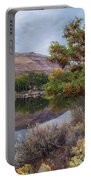 Chief Timothy Reflections Portable Battery Charger