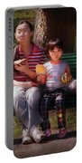Children - Balanced Meal Portable Battery Charger
