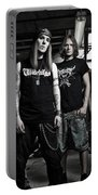 Children Of Bodom Portable Battery Charger