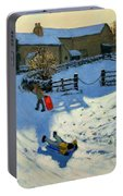 Children Sledging Portable Battery Charger
