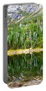 Chimney Pond Reflections 2 Portable Battery Charger
