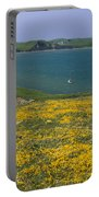 Chimney Rock Trail And Drakes Bay Portable Battery Charger