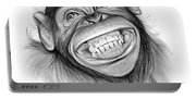 Chimpanzee Portable Battery Charger