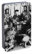 China: Boxer Trial, C1900 Portable Battery Charger