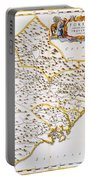 China: Fujian Map, 1662 Portable Battery Charger