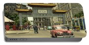Chinatown Chevy  Portable Battery Charger