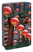 Chinatown Lanterns Portable Battery Charger
