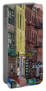 Chinatown Walk Ups Portable Battery Charger