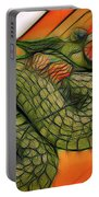 Chinese Dragon Art Portable Battery Charger