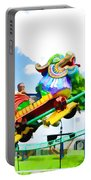 Chinese Dragon Ride  5 Portable Battery Charger