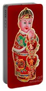 Chinese Figure Of Culture Portable Battery Charger