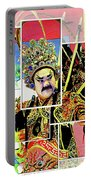 Chinese Historical Warrior Portable Battery Charger