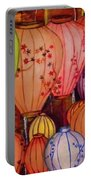 Chinese Lantern Festival Portable Battery Charger