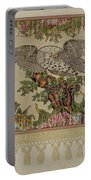 Chintz Valance For Poster Bed Portable Battery Charger